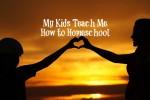 My Kids Teach Me How to Homeschool