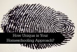 How Unique is Your Homeschooling Approach?