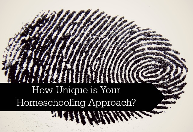 How Unique is Your Homeschooling Approach