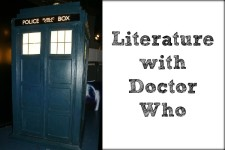 Literature with Doctor Who