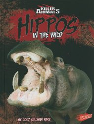 hippos in the wild