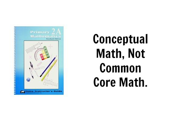 Conceptual math