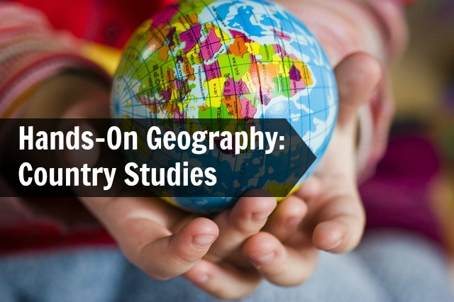 Hands On Geography Country Studies