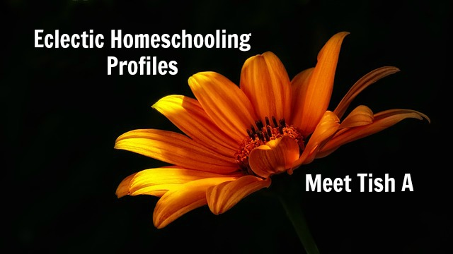 Eclectic Homeschooling Profiles Meet Tish A