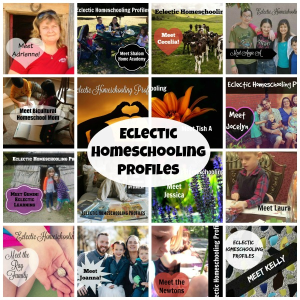 Eclectic Homeschooling Profiles600