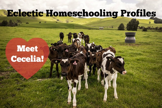 eclectic homeschooling profiles meet cecelia