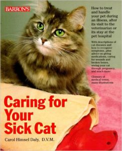 Vet Unit Study - Caring For Your Sick Cat